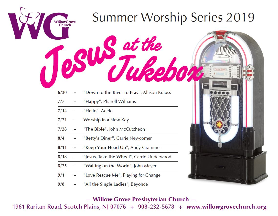 Jesus at the Jukebox