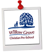Willow Grove Pre-School is a non-profit Christian nursery school ministry of Willow Grove Presbyterian Church